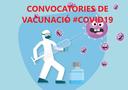 Convocatòries de vacunació COVID-19