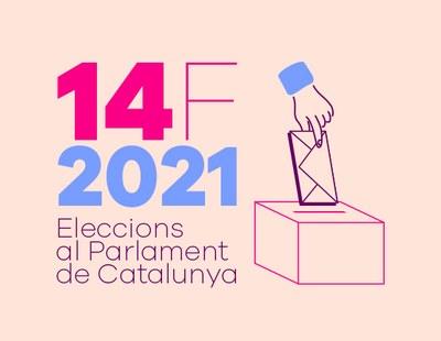 Eleccions al Parlament de Catalunya - 14 de febrer de 2021