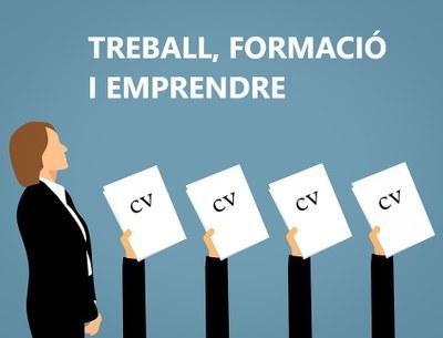 Treball, ocupació i creació d'empreses