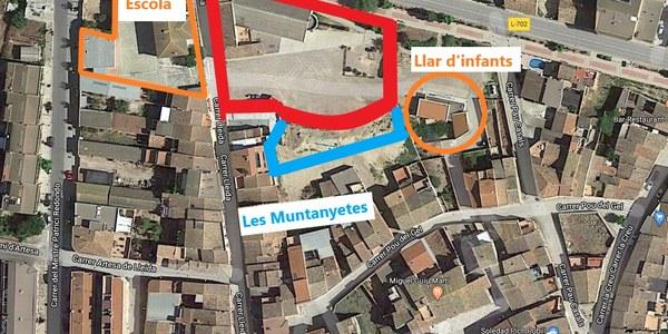 Ajut de 370.000 euros per reconvertir la Llar Social en un centre cívic i serveis a l'empresa.