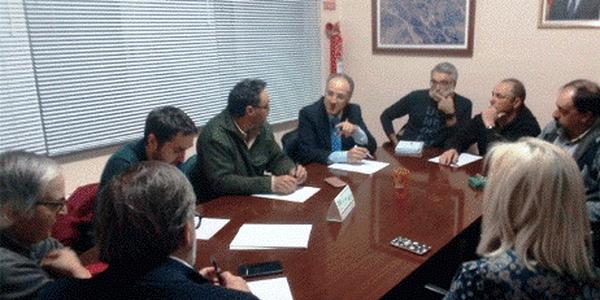Reunió d'ajuntaments. Foto: Som Garrigues.