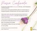 Concurs de poesia - Poesia Confinada